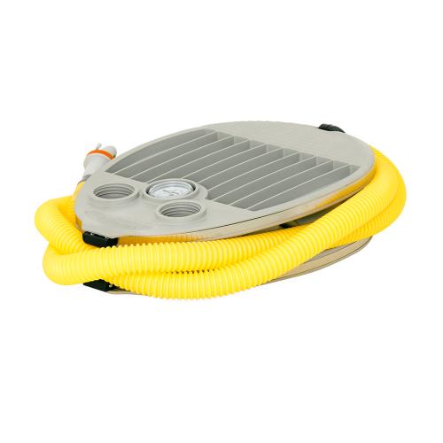 Sport-Thieme Fußpumpe mit Manometer by AirTrack Factory