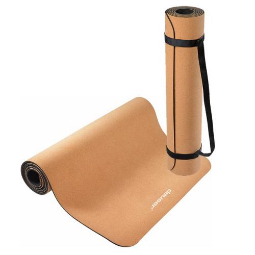 """Deuser® Sports Systems Yogamatte """"Kork"""""""