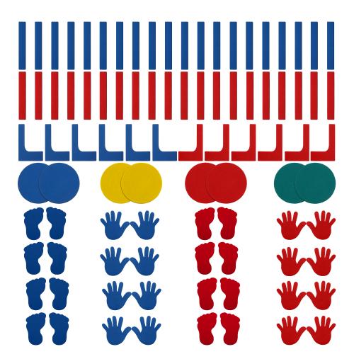"""Sport-Thieme Bodenmarkierungs-Set """"Basic plus"""""""