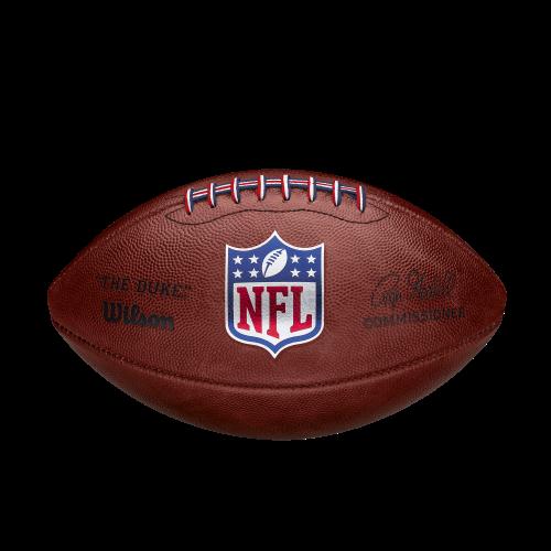 """Wilson NFL """"Duke Game Ball"""" American Football"""