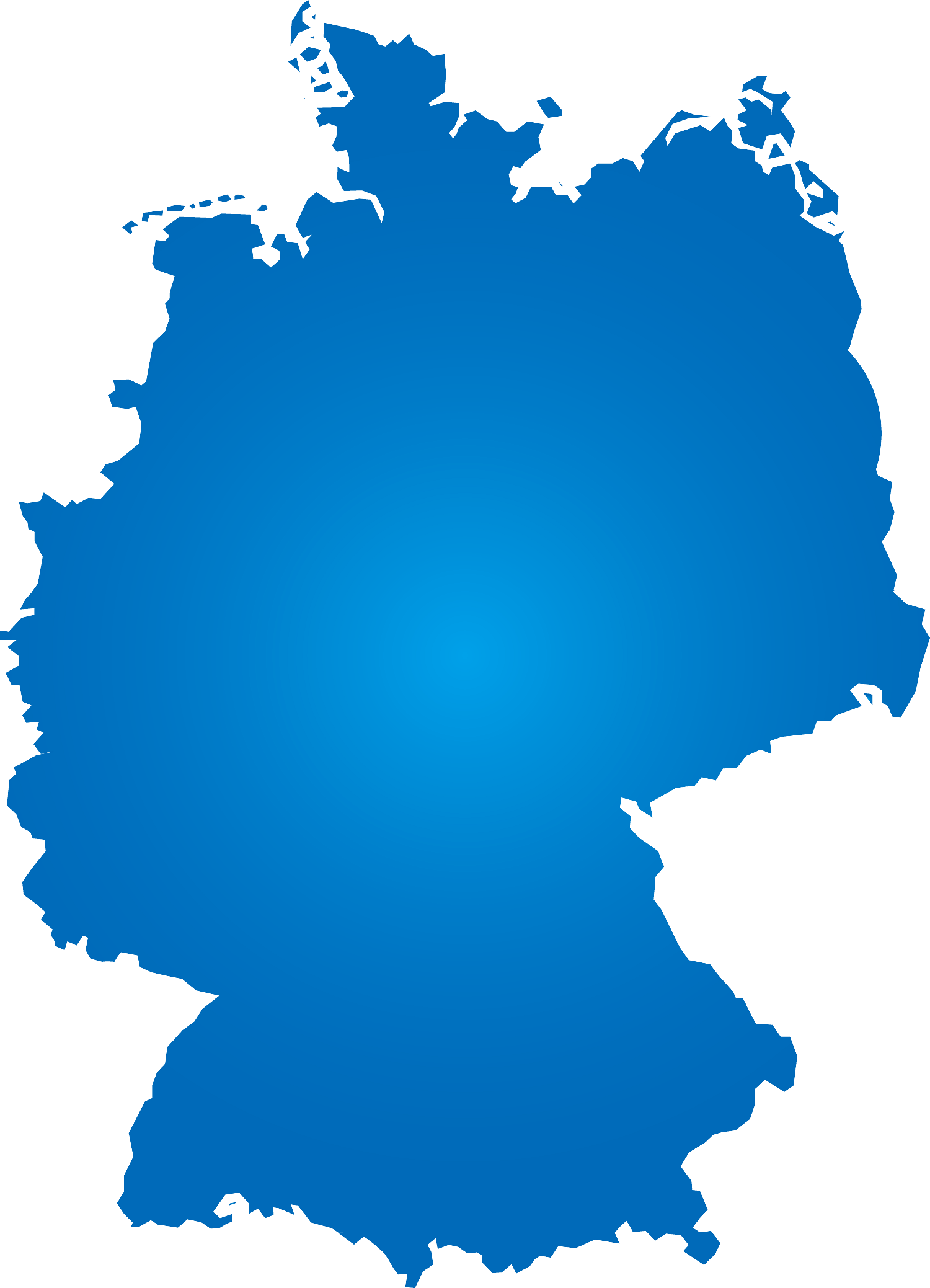 Standorte des Sportgeräteservice