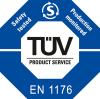 TÜV geprüfte Service Leistung