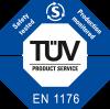 TÜV geprüfte Service Leistung