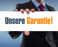 Rückgabe & Garantie