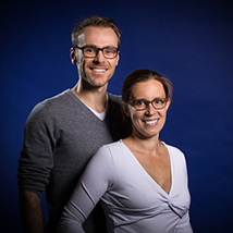 Max Hohe und Katharina Thieme Hohe