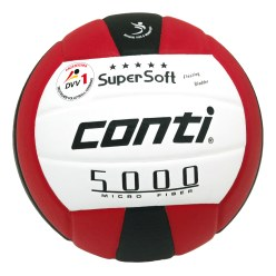 "Conti® ""SuperSoft Microfibre 5000"" Volleyball"