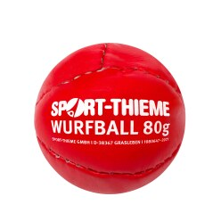 Sport-Thieme® Batting/Throwing Ball, 80 g