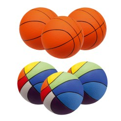 "Sport-Thieme® PU-Schaumstoffball Set ""Basketball"""