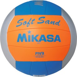 "Mikasa Beach Volleyball ""Soft Sand"""