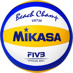 "Mikasa ""Beach Champ VXT30"" Beach Volleyball"