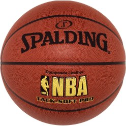 "Spalding® Basketball Official NBA ""Tacksoft Pro"""