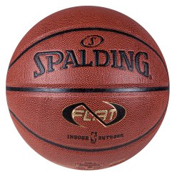 "Spalding® ""NBA Neverflat"" Basketball"