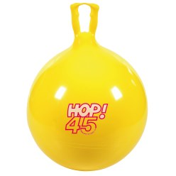 Gymnic® Space Hopper ø 45 cm, yellow