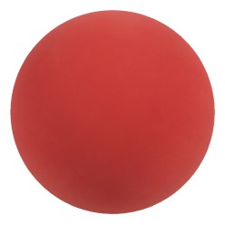 WV® Rubber Gymnastics Ball Red, ø 19 cm, 420 g