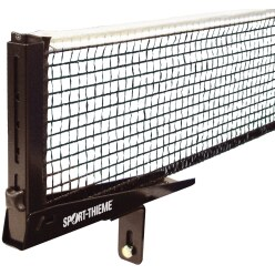 "Sport-Thieme® ""Perfect EN II Stationary Compact"" Table Tennis Net Set"