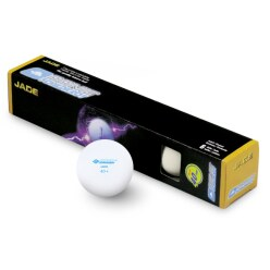 "Donic Schildkröt ""Jade"" Table Tennis Balls White balls"