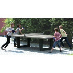 Dywidag Concrete Table Tennis Table