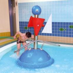 Wettkampfspiel Wasserkipper