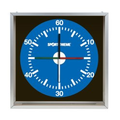 "Sport-Thieme® ""Prima Super"" Training Clock 90x90 cm"