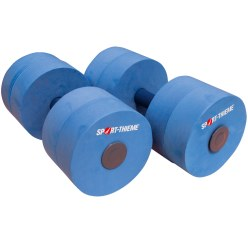 "Sport-Thieme® ""Sportime"" Aqua Jogging Dumbbells  Junior length: approx. 28 cm, ø 9 cm"