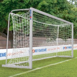 Sport-Thieme® youth football goal, 5x2 m, square tubing, portable