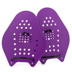 Sport-Thieme Swim-Power Paddles Größe M, 21x18 cm, Gelb