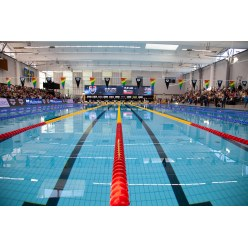 "Malmsten ""Competitor Gold Pro"" Competition Swimming Lines"