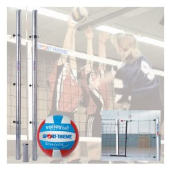 "Sport-Thieme® ""Universal"" Volleyball Set"
