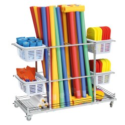 "Sport-Thieme® ""Comfy III"" Storage Trolley"