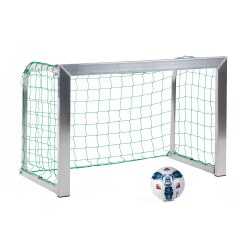 Sport-Thieme® Mini-Trainingstor, mit anklappbaren Netzbügeln
