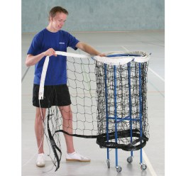 Sport-Thieme® Net Roll-Up Trolley