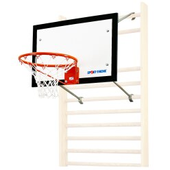 Sport-Thieme® Basketball System for Wall Bars