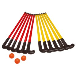 "Sport-Thieme® ""School"" Hockey Stick Set"