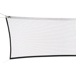 Badminton Nets for Multiple Courts