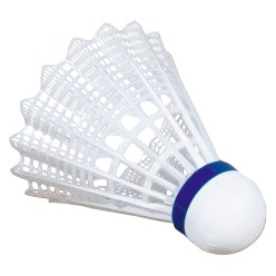 "Victor® ""Shuttle 2000"" Badminton Shuttles  Green, slow, white"