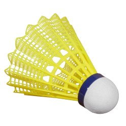 "Victor® ""Shuttle 2000"" Badminton Shuttles  Red, fast, white"