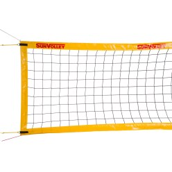 "SunVolley ""Plus"" Beach Volleyball Net"