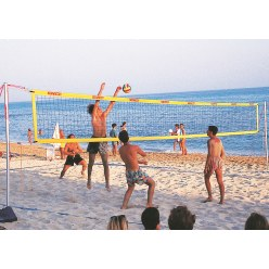 SunVolley® Beachvolleyball-Netz