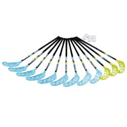 "Sport-Thieme® Floorball-Set ""Flow"""