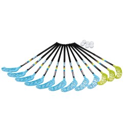 "Sport-Thieme® Floorball-Set ""Flow II"""