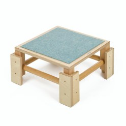 "Sport-Thieme Exercise Stool ""Kombi"" Gymnastics Stool"