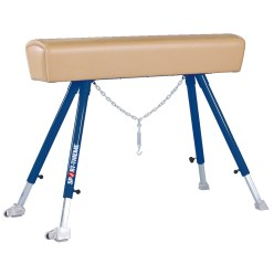 Sport-Thieme Vaulting Horse With metal legs