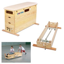 "Sport-Thieme® 4-Part ""Original"" Vaulting Box"