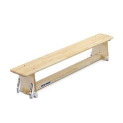 "Sport-Thieme® ""Original"" Gymnastics Bench 3 m, DIN 7909, Without castors"