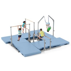 "Spieth® ""Just for Kids"" Four-Station Frame"