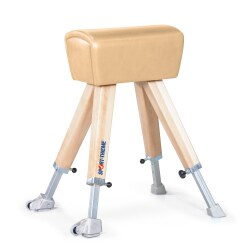 Sport-Thieme with Wooden Legs Vaulting Buck