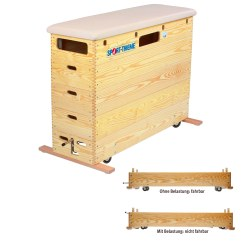 "Sport-Thieme 5-Part ""Original"" Vaulting Box"