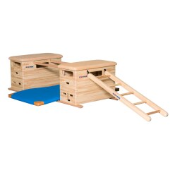 "Sport-Thieme Mini Vaulting Box Set ""Vario"""