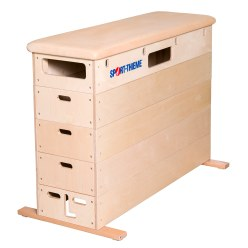 "Sport-Thieme® ""Multiplex"" 5-Part Vaulting Box"