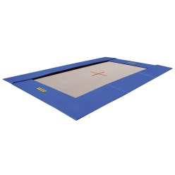 Eurotramp Therapy Floor Trampoline